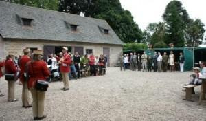 Journée au château 29 juillet 2009