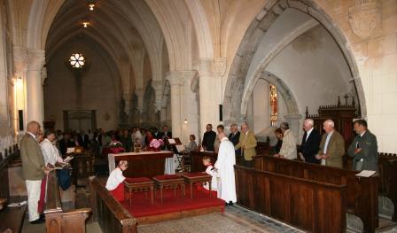 Messe du 19 juillet 2009