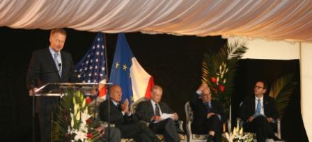 Remise du Prix 2010