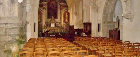 Nouvelles chaises installées en juillet 2105-2