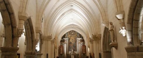 Eglise de Tocqueville-éclairage avril 2017 (4)